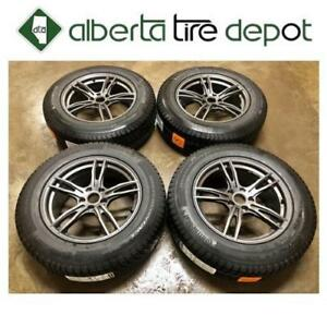 LOWEST PRICE Subaru TIRE RIMS WINTER AS AW WRX BRZ Ascent Outback Forester Crosstrek Legacy Impreza 225/50R17 215/45R17 Calgary Alberta Preview