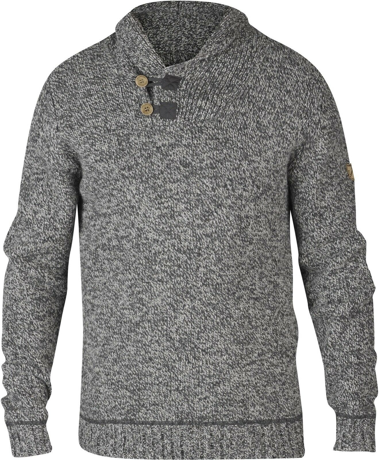 Fjäll Räven Lada Sweater Size  XL Grey 81346  cheap store