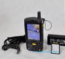 Motorola MC75A0-PY0SWQQA9WR 1D Barcode Scanner PDA WM6.5 WiFi +CHARGER SYNC KIT!