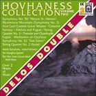 Hovhaness Collection, Vol. 2 (CD, Oct-1999, 2 Discs, Delos)