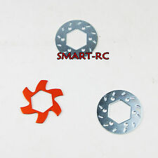 Brake Disk plate for HPI Rovan Kingmotor Baja 5b 5T SS Smart