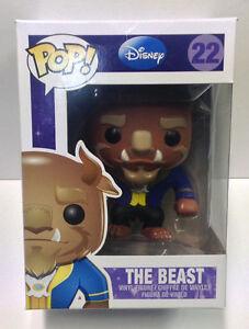 Beauty-amp-The-Beast-82-The-Beast-Pop-Vinyl-Figure-New-Funko