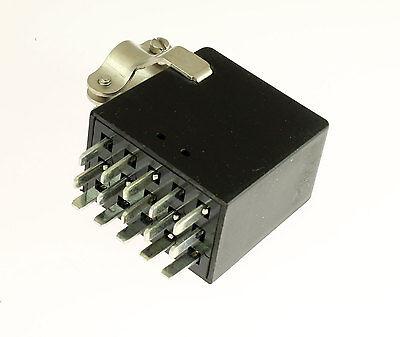 2x Beau Cinch P315CCT Jones 15 Pin Plug 38331-5615 Connector Cable Clamp Top