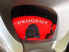 PEUGEOT Brake Caliper Decals Stickers 306 307 308 206 207 106 107 508 3008