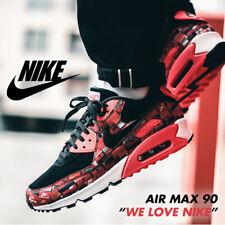 47e7255bc6fd item 3 Nike x Atmos Air Max 90 Box Print We Love Nike Black Crimson UK 5.5  EUR 38.5 -Nike x Atmos Air Max 90 Box Print We Love Nike Black Crimson UK  5.5 EUR ...