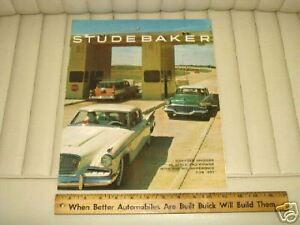 1957-STUDEBAKER-Color-Car-Sales-Folder-Brochure-CDN