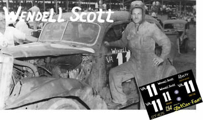 CD/_1344-C  #34 Wendell Scott   Ford   1:24 Scale DECALS