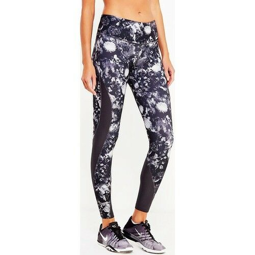 Womens NIKE POWER Tight Fit Training Tights  X Small   880486-060