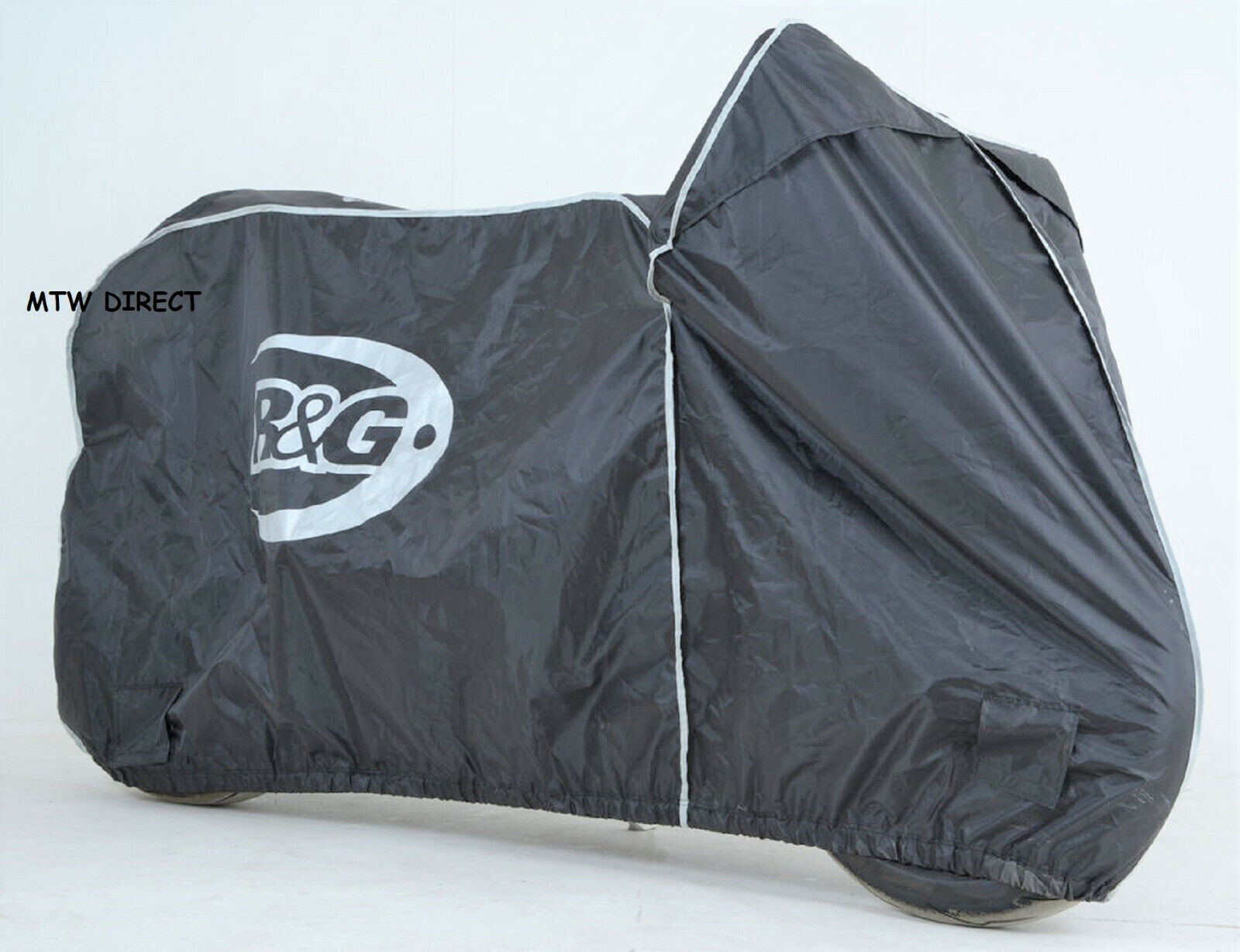 R&G RACING SUPERBIKE MOTORCYCLE OUTDOOR RAIN COVER NEWEST MODEL BC0001BK