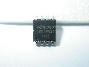 WINBOND 25Q32BVSIG EBOOK
