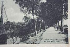 16073 AK Soest Wallpartie Schiefer Turm 1914