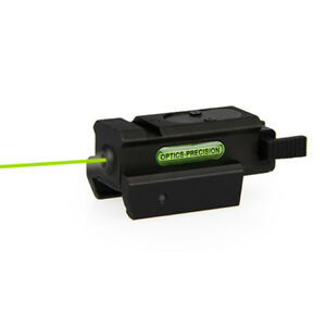 Hunting CS Red And Green Laser Sight With 20mm Mounting System Lights 2 Styles