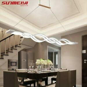 Image Is Loading Novelty Led Pendant Light For Kitchen Dining Room