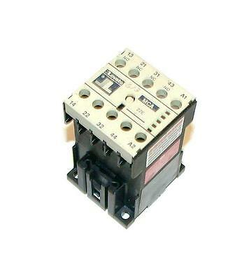 NEW SIEMENS CONTROL RELAY 22.5 AMP 24 VDC COIL MODEL 3TB4217-0B