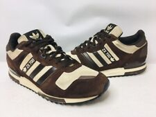 Mens Adidas ZX700 Brown White Size 11 Athletic Sneakers 018163