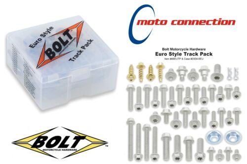 BOLT USA KTM SXF250 SXF450 2009 48 PIECE TRACK PACK BOLT /& FASTENERS KIT