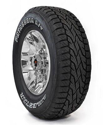 4 Milestar Patagonia A/T Tires 31x10.50R15 31/10.50-15 10.50R R15 31105015