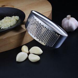 FT- Multifuncional Ginger Garlic Press Triturador Squeezer Masher Mincer Cozinha T |  eBay