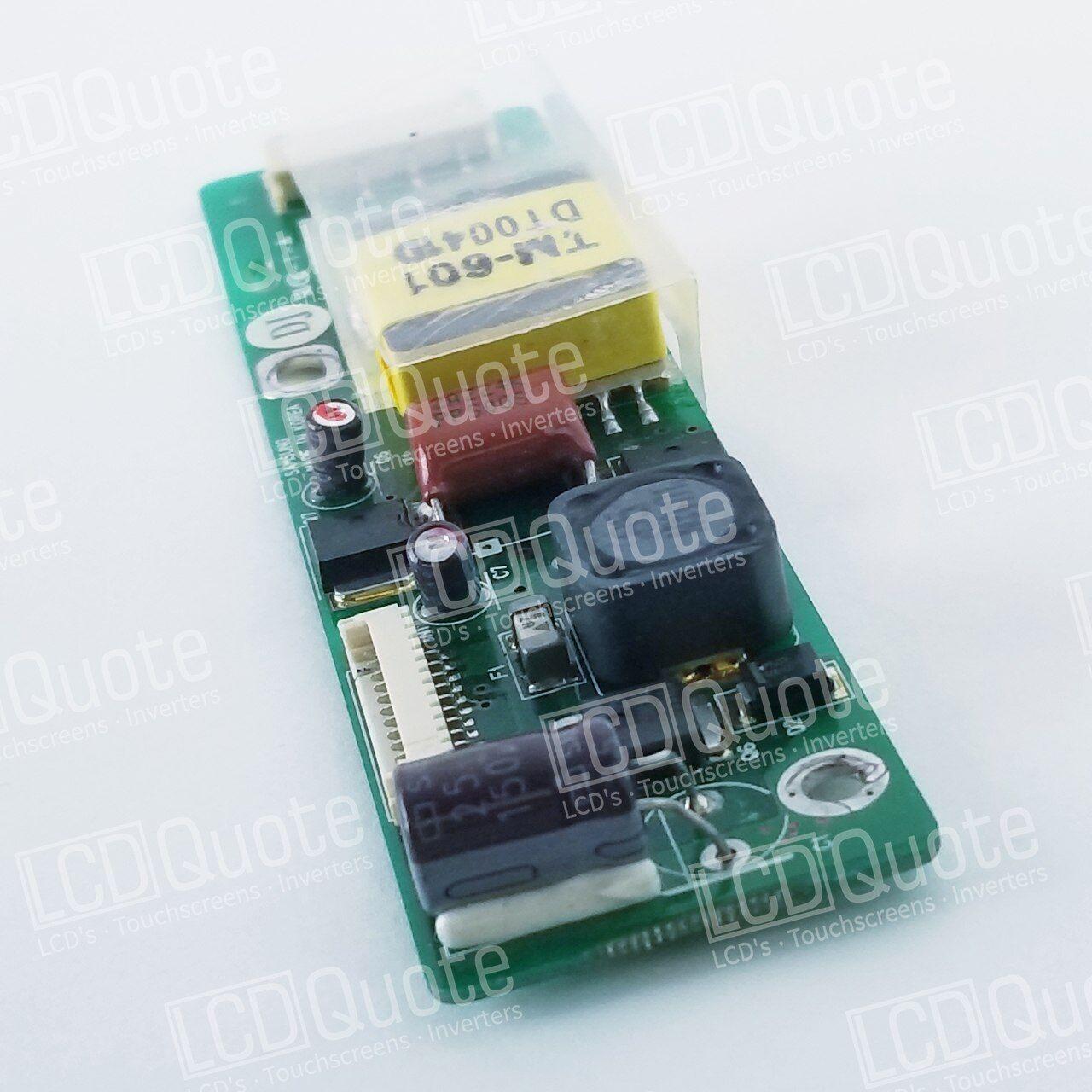 "2CCFL QF133V1.14S Fine 12V input Commonly used in 15/"" LCD LCD Inverter Board"