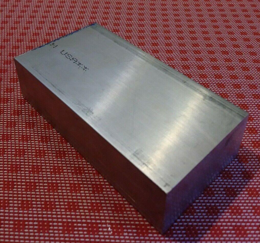 """10/"""" Length T6511 Mill Stock 6061 Plate 0.625 5//8/"""" x 1-1//2/"""" Aluminum Flat Bar"""