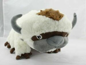 The-Last-Airbender-Appa-Avatar-18-034-Resource-Stuffed-Plush-Doll-Figure-Giocattoli-Regalo