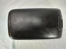 2003 Nissan Maxima Center Console Lid Armrest Arm Rest Black Sliding Cover Fits Nissan