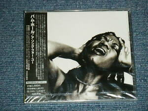 PAM-HALL-Japan-1998-PROMO-FACTORY-SEALED-CD-Obi-A-SONG-FOR-YOU-TECW-25793