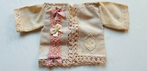 New-Jacket-IN-Shabby-Style-For-Approx-9-3-8-9-13-16in-Bears-Or-Doll