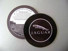 Magnetic Tax disc holder fits jaguar x-type s-type xj xk a jaga