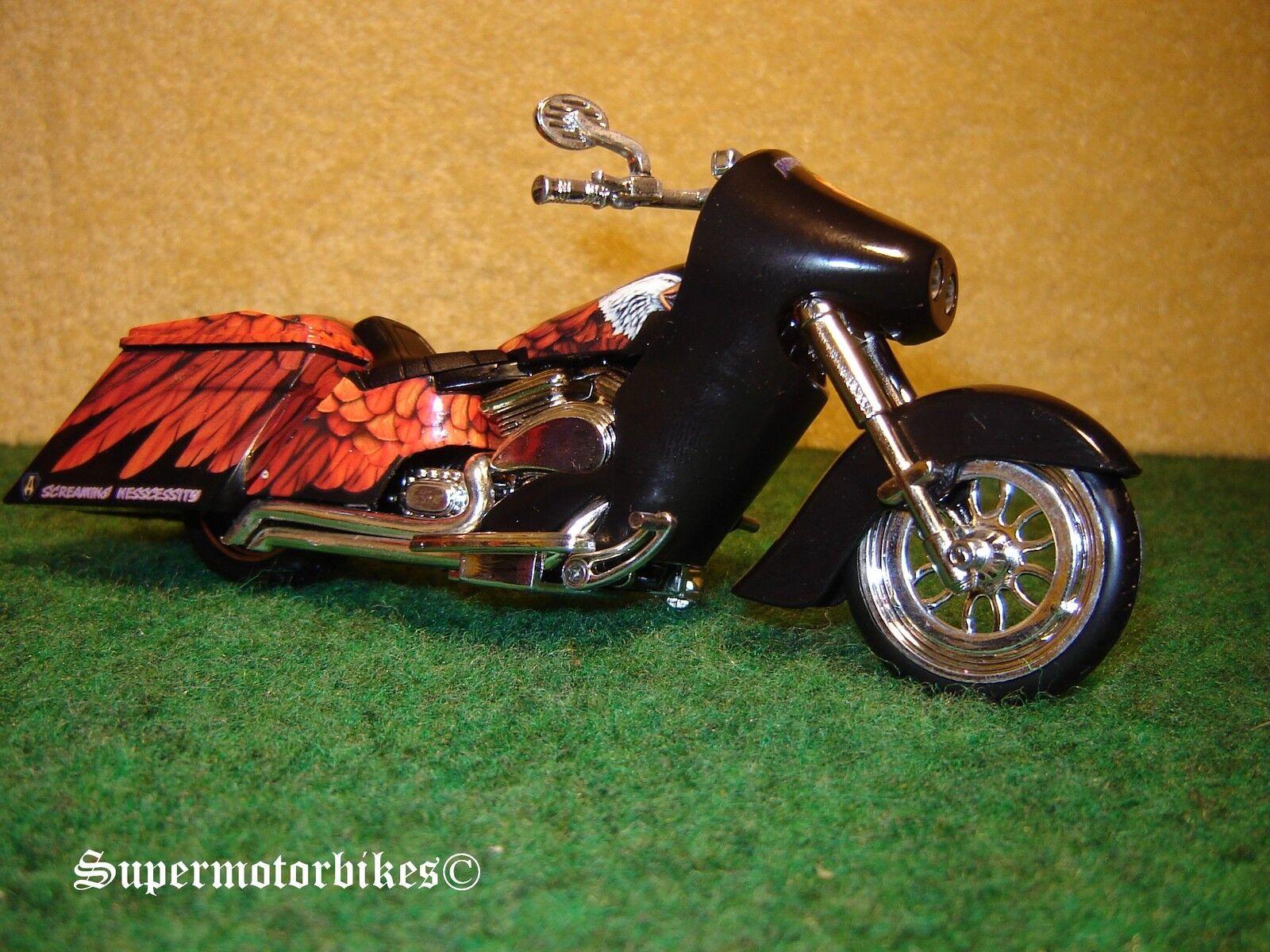 1 18 Harley Davidson Arlen Arlen Arlen Ness Screaming Eagle   01320 b5d8af