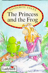 The-Princess-And-The-Frog-Favourite-Tales-Ladybird-Good-Fast-Delivery
