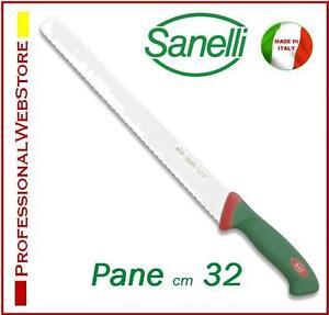 COLTELLO-PANE-cm-32-SANELLI-SEGHETTATO-PER-PANE-PIZZA-FOCACCIA-coltelli-sanelli