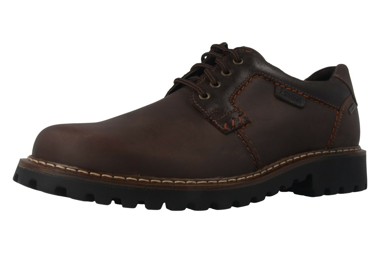 JOSEF SEIBEL - Chance 08 - Schuhe Herren Halbschuhe - Braun Schuhe - in Übergrößen 849874