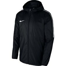 item 5 Nike Mens Dry Park18 Football Rain Coat Jacket Hoodie Waterproof  Windproof Black -Nike Mens Dry Park18 Football Rain Coat Jacket Hoodie  Waterproof ... 5cc234a58