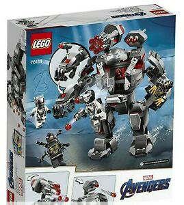 NEW-LEGO-76124-MARVEL-AVENGERS-WAR-MACHINE-BUSTER-AU-seller-AGE-7