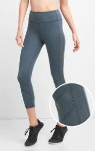 e7736e3b132c0a NWT Gap Fit GFast Womens leggings Blackout Yoga Sports Gym XS,S,M,L ...