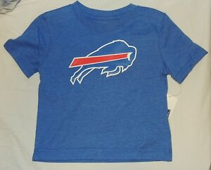New New Baby Toddler Buffalo Bills T Shirt NFL Football Sizes 12M 2T  for sale