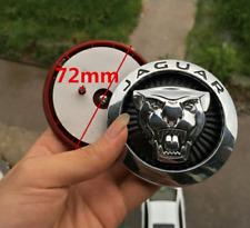 Jaguar Black Growler Grille Badge Emblem 72mm Xj Amp Xf
