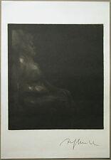Alfred HRDLICKA (1928-2009) Frauenakt sitzend