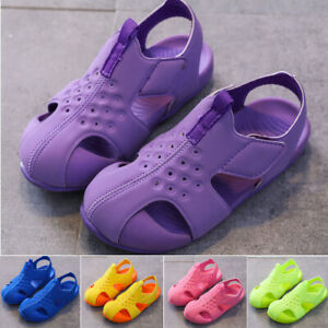 Unisex-Child-Kids-Baby-Girls-Boys-Beach-Non-slip-Outdoor-Sneakers-Sandals-Shoes