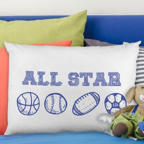 One Bella Casa All Star Pillow Case