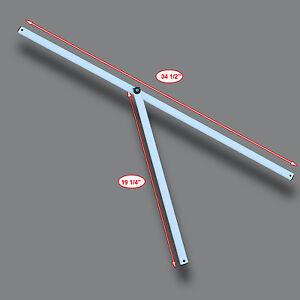 Ozark Trail Slant Leg First Up 9 X9 Canopy Gazebo Metal 2