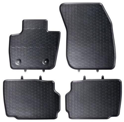 Design tappetini in gomma auto-tappetini per Ford Mondeo MK V 4 PEZZI hot hot hot
