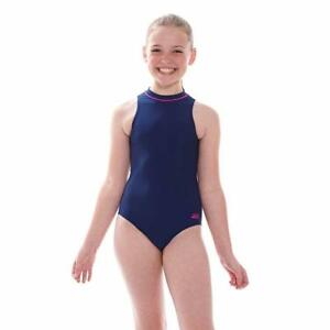 a12c310a75a Image is loading Zoggs-Junior-Swimsuit-Girl-Quality-New-Swimming-Swim-