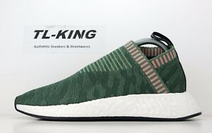 Adidas Originals W Womens NMD CS2 PK Trace Green Pink BY8781 Msrp 0 Jb