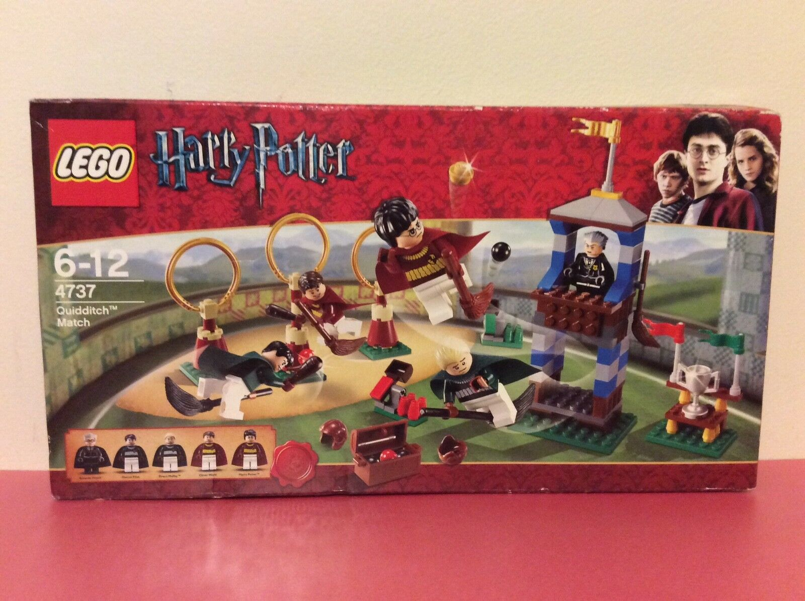 Lego HARRY POTTER Quidditch Match - BRAND NEW & SEALED, SCARCE