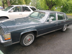 1987 Cadillac Brougham Brougham