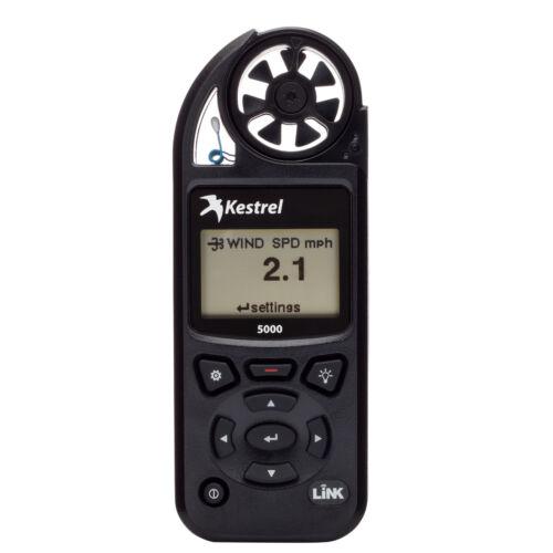 Kestrel 5000 0850LBLK Bluetooth Umwelt Messgerät Fabrik Autorisierter Händler