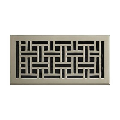Naiture Brass Wall Register Honeycomb Style In 9 Sizes and 6 Finishes