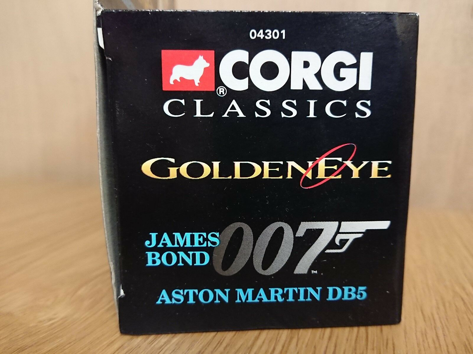 CORGI 04301 04301 04301 James Bond 007 Aston Martin DB5 from goldenEye 2b77cf